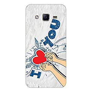 RD Digital Printed Designer Back Cover for Samsung Galaxy On 8 (Multi-color)