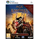 Age of empires III - �dition compl�te : jeu + 2 extensionspar Microsoft