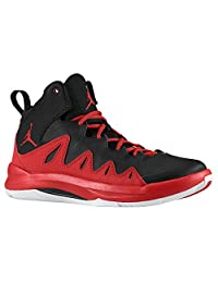 Jordan Prime Mania Big Kids Style, Black/Red