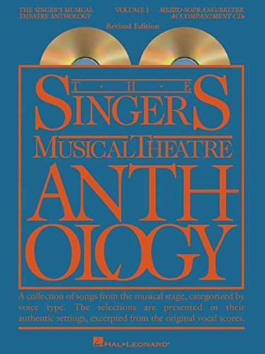 The Singer's Musical Theatre Anthology - Volume 1 (Vocal Collection)