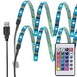 InnoBeta-50cm196-ZollX2-Mehrfarben-LED-Bias-Hintergrundbeleuchtung-Lighting-DC5V-72W-IP65-flexible-wasserdichte-SMD5050-RGB-Cuttable-USB-Streifen-fr-TV-HDTV-LCD-Bildschirm-Laptop-PC-Outdoor-Schlafzimm