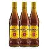Ron AREHUCAS - goldener Rum -Carta Oro 37