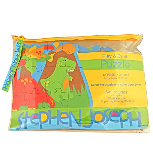 Dino Shaped Jigsaw Puzzle