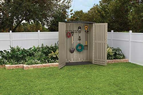 Rubbermaid storage shed storage hooks and rack accessories for Garden shed hooks