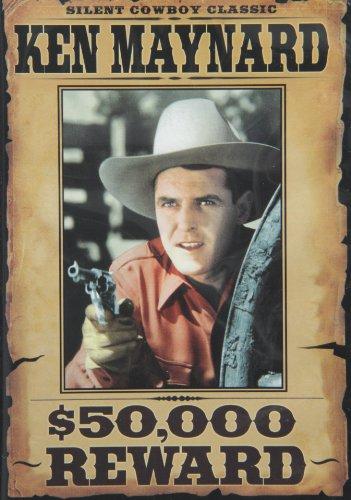$50,000 Reward [DVD] [1924] [Region 1] [US Import] [NTSC]