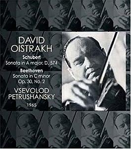 David Oistrakh in Recital