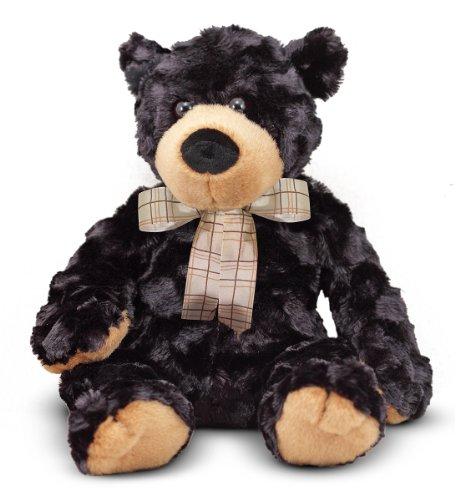 Melissa & Doug Ebony Black Bear
