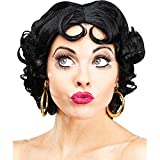 Betty Boop Womens Wig