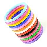 (キープユー) シリコンブレスレットLOVE&PEACE デザイン カラーブレス【チューブタイプ】11カラー