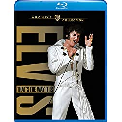 Elvis: That's the Way It Is (2001 Special Edition + 1970 Theat. Version) [Blu-ray]