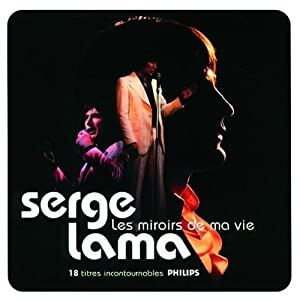 Serge Lama In concert