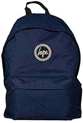 Hype Backpack Rucksack Bag - Speckled, Plain, Patterned - Various Colours