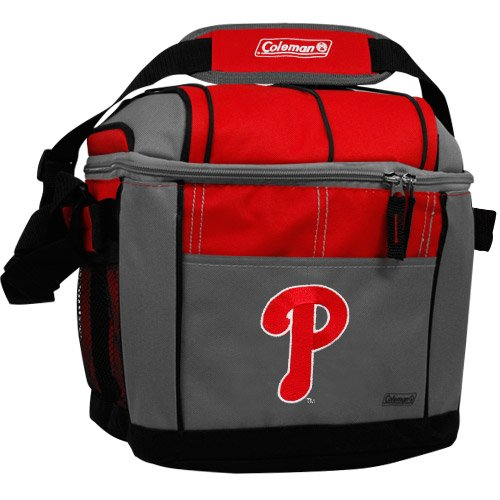 MLB Philadelphia Phillies 24 Can Soft Sided Cooler at Amazon.com