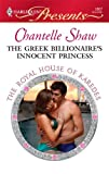 The Greek Billionaire's Innocent Princess (Harlequin Presents)