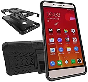 Novo Style Dual Layer Kick Stand Hard Back Case For LeTv Le 1S
