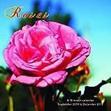 Roses Calendar - 2015 Wall calendars - Garden Calendars - Flower Calendar - Monthly Wall Calendar by Magnum