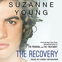 The Recovery (       UNABRIDGED) by Suzanne Young Narrated by Kirby Heyborne