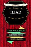 Image of Iliad: By Homer & Illustrated (An Audiobook Free!)