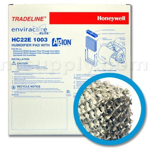 Honeywell HC22E 1003 Humidifier Pad (Honeywell Agion Pad compare prices)