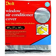 Do it Air Conditioner Cover-18X27X16X6 MIL AC COVER