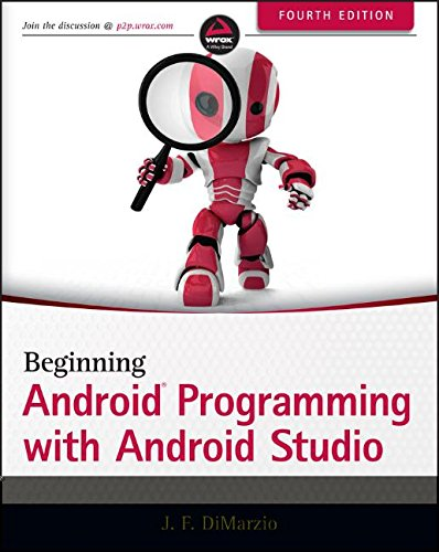 Beginning Android Programming with Android Studio (Wrox Beginning Guides) (Create Programming Language compare prices)