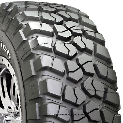 Bfgoodrich Mud Terrain T/A Km2 Off-Road Tire - 265/75R16 123Q