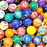 Bouncing Ball Assortment (25 Pcs) - Bulk [Toy]