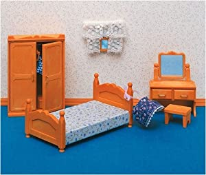 Amazon Calico Critters Master Bedroom Set Toys & Games