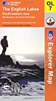 The English Lakes: South Eastern Area (OS Explorer Map Series): South Eastern Area (OS Explorer Map Series)