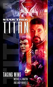Star Trek: Titan: Taking Wing