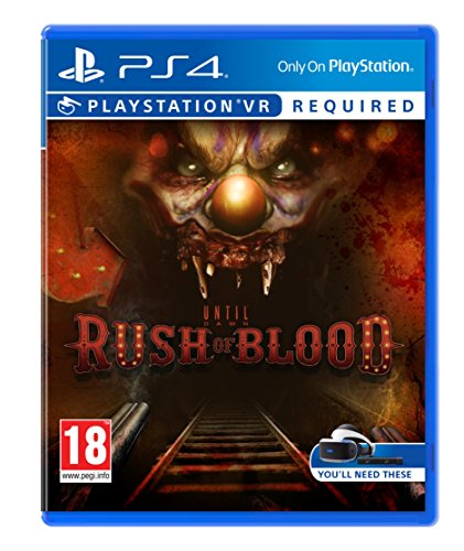 Until Dawn: Rush of Blood (PSVR)