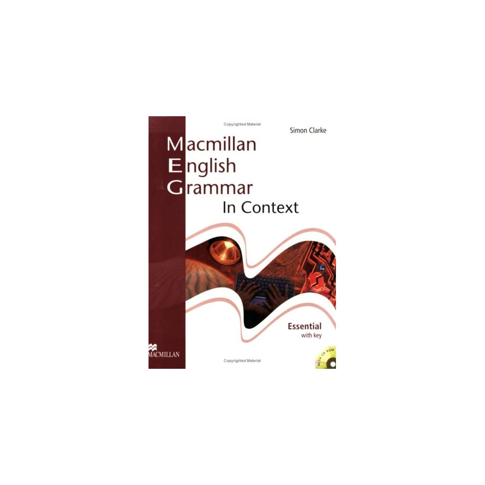 grammar in context Grammar in context 2 audio cds has 10 ratings and 3 reviews audio cd includes the readings as well as contextualized listening activities.