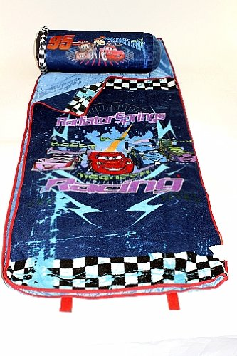 Disney Pixar's CARS the Movie Slumber Pal Nap Mat & Pillow set