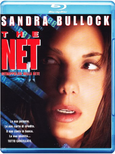 The Net [Blu-ray] [IT Import]