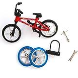Finger Bicycle Bike Mini Toy Alloy Multi Color Kids Gift Sports ;Item#: Ghu 75/Lop J6477