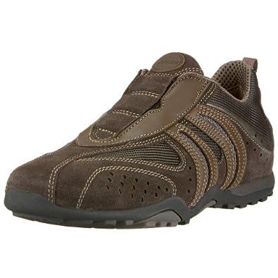 Geox U Slide U9103D 2214 C0197, Herren Sneaker, braun, (coffee/brown C0197), EU 39