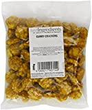 JustIngredients Essential Curry Crackers 200g (Pack of 4)