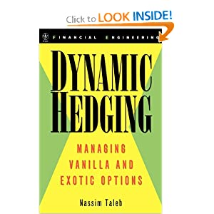 Downloads Dynamic Hedging: Managing Vanilla and Exotic Options (Wiley Finance) ebook