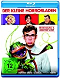 Der kleine Horrorladen [Blu-ray] [Director's Cut]