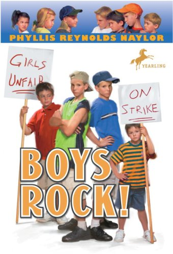 Boys Rock! (Boy/Girl Battle)