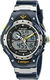 PASNEW LAPGO 100M Water-resistant Dual-Time Multi-Function Sport Watch for Diving, Swimming (N3)