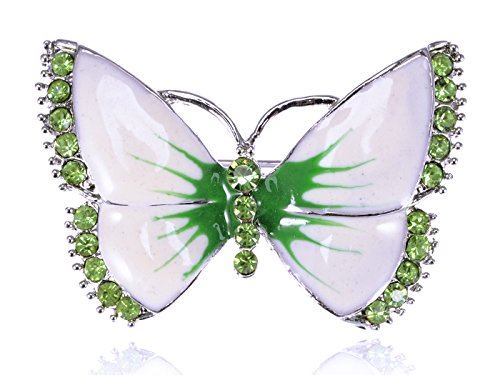 epoxy-enamel-peridot-crystal-rhinestone-butterfly-fashion-jewelry-pin-brooch