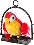 Lily & James Toys Repeat Talking Parrot-Repeats What You Say