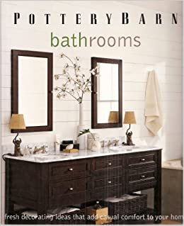 awesome pottery barn bathrooms designs | Pottery Barn Bathrooms: Fresh Decorating Ideas That Add ...