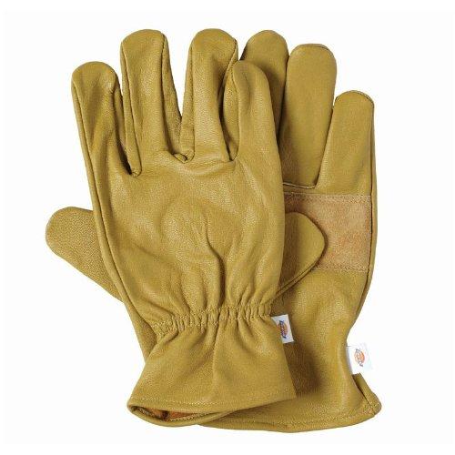 Dickies-Lederhandschuhe-Driver-robustes-Ziegenleder