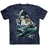 The Mountain Endangered Polar Bear Whale Gorilla Tiger Child T-shirt