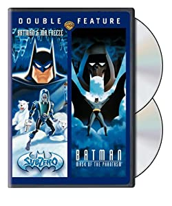 Batman Mr Freeze Subzero Batman Mask Of The Phantasm by Warner Home Video
