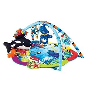 Baby Einstein 30939 Neptune Ocean Adventure Gym