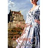 Return to Rhonan - 1 (Lords of Rhonan)by Katy Walters