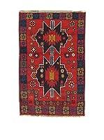 Eden Carpets Alfombra Beluchistan Rojo/Azul 136 x 87 cm